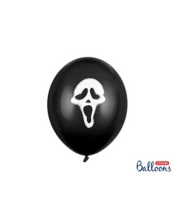 Balony 30 cm KRZYK BAL52 6szt