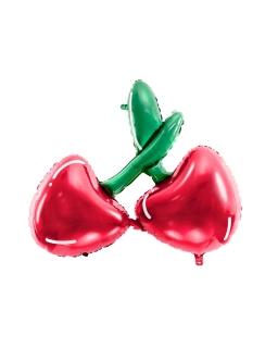 Balon foliowy Dwie Wisienki BAL62