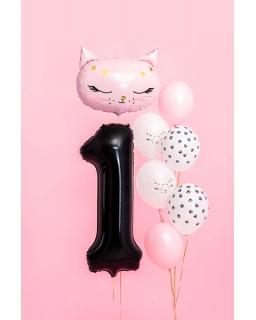 """Balon foliowy CYFRA """"1"""" BAL75 86 cm"""