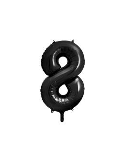 """Balon foliowy CYFRA """"8"""" BAL81 86 cm"""