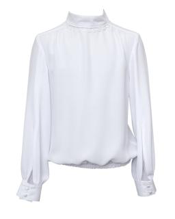 Elegancka koszula ze sójką dziewczęca 134-152 1S-106