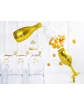 Balon foliowy złoty kieliszek CHEERS BAL100