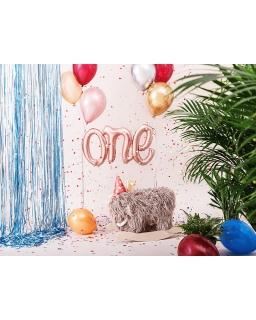 Balon foliowy ONE pierwsze urodziny BAL108
