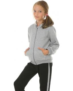 Ciepła bluza dla dziewczynki, tanie bluzy bawełniane, sklep