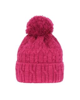 Zimowa czapka z modnym pomponem 55-60 AGB/2555