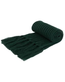 Akrylowy szalik zimowy AGB/2679 zielony