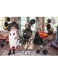 Balony 30 cm Czarne BAL45 10szt