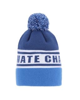 Chłopięca czapka na zimę AGB/3403 niebieski