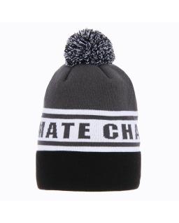 Chłopięca czapka na zimę AGB/3403 czarna