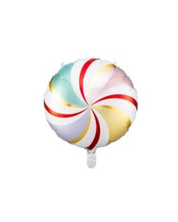 Balon foliowy Cukierek, 35cm BAL120
