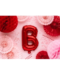"Balon foliowy litera ""B"" 35 cm BAL121"