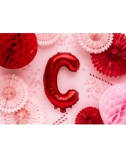 "Balon foliowy litera ""C"" 35 cm BAL121"