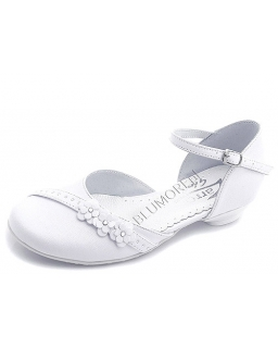 Firmowe buty komunijne dla dziewczynki 30 - 36 Britta