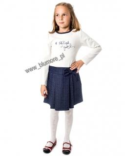 Sportowa elegancja na codzień 98 - 134 Agata biel