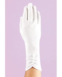 Rękawiczki czysto białe R22