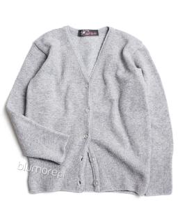 Modny sweterek dla dziewczynki 104 - 146 DZ-336 szary
