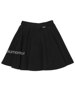 Klasyczna dziewczęca spódnica 128-158 Ada czarna