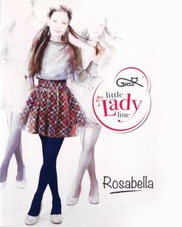 Gładkie rajstopy Gatta 92-158 Rosabella