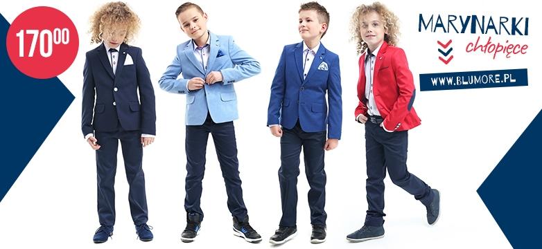 Modne marynarki dla małych dżentelmenów!