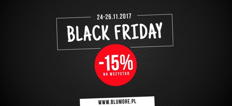 BLACK FRIDAY w Blumore.pl!