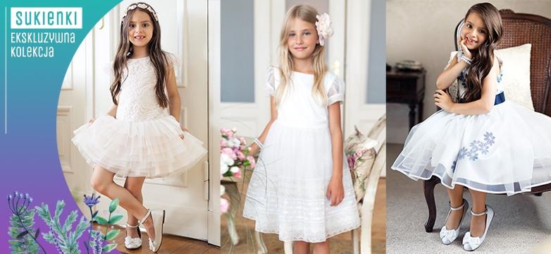 Sukienki z ekskluzywnej kolekcji — zamów już teraz!
