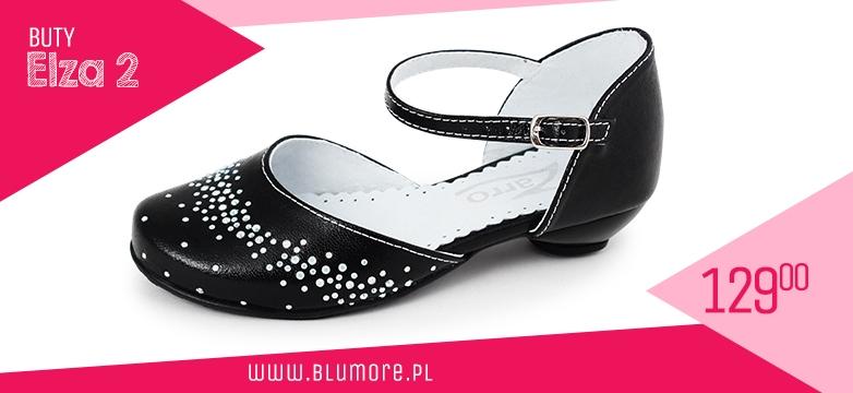 Szykowne buciki dla małej elegantki — kup teraz!